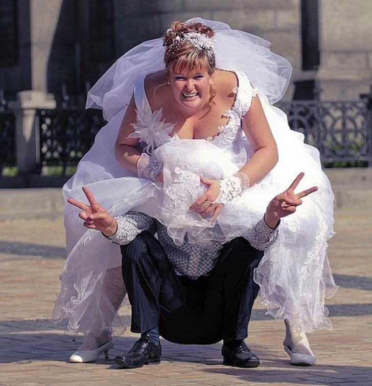 Свадебные прятки
