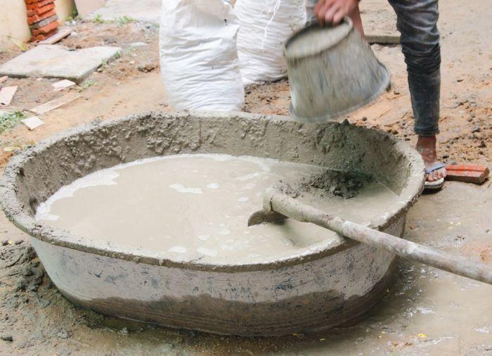 Замешка бетона сертификат на бетонные смеси скачать