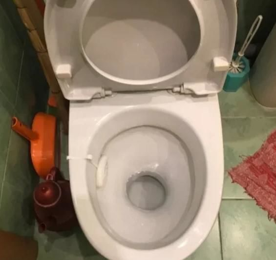 Хитрость от знакомого сантехника, позволяющая за 7-8 минут привести унитаз в порядок