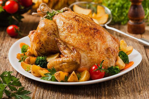 Традиционные блюда для новогоднего стола