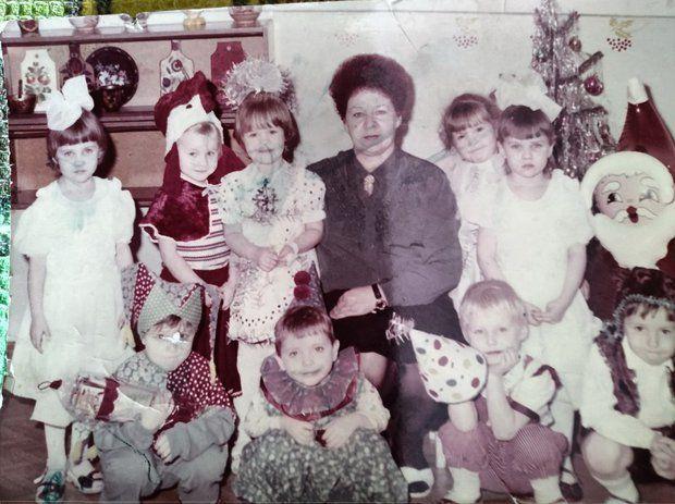 15 снимков Нового года из детства