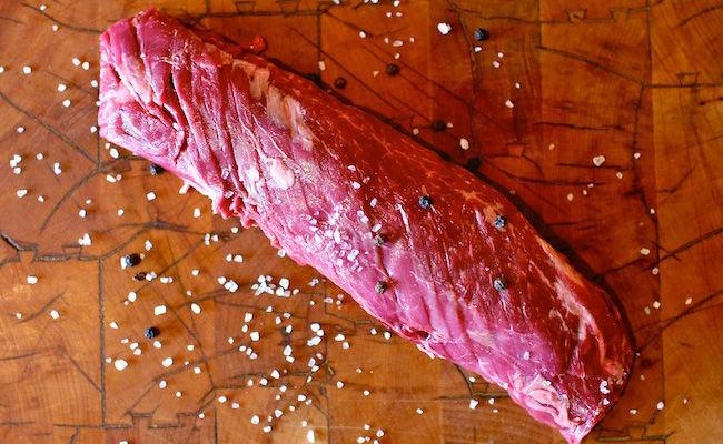 Как готовить разные части говядины (10 частей)