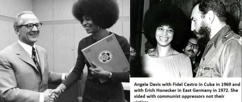 Что стало с темнокожей активисткой Анджелой Дэвис?