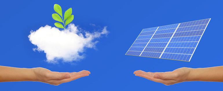Плюсы солнечной энергии
