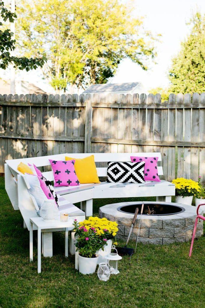 Садовая мебель своими руками: 20 отличных идей