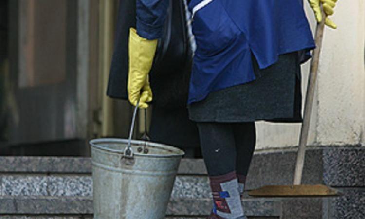 Когда день уборщицы в россии