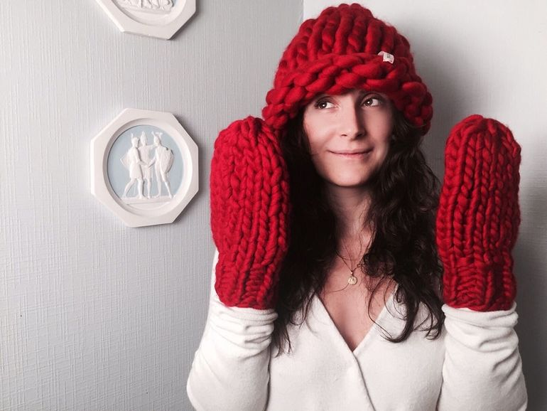 женские вязаные шапки сезона осень 2017 советы стилистов по выбору