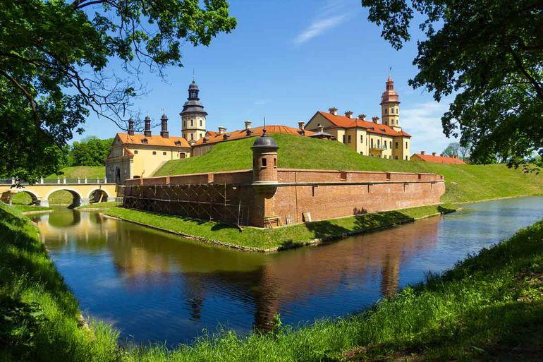 Экскурсии по белоруссии