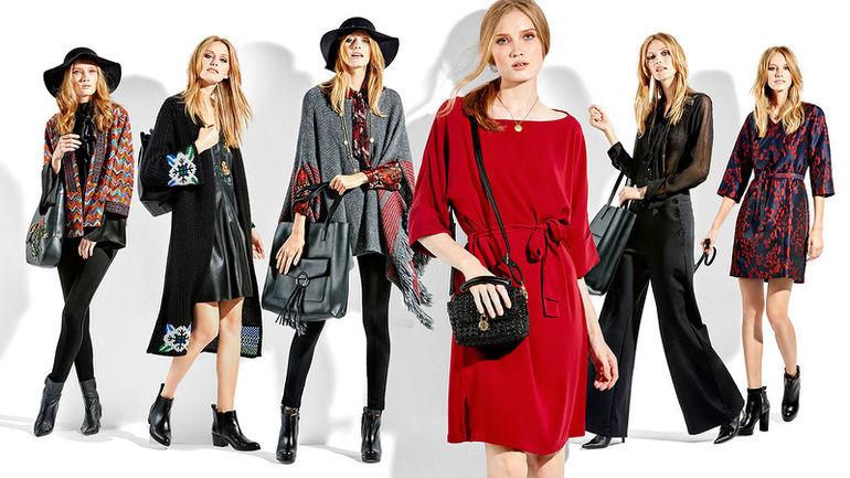 Новинки модной женской одежды