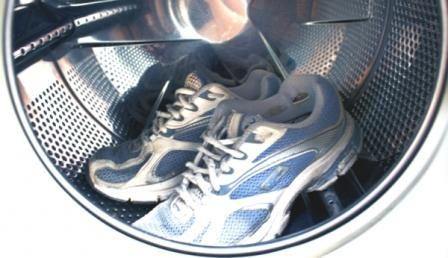 Как постирать кроссовки в стиральной машине автомат