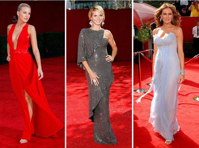 bdfd7956edb Самые красивые платья с церемонии Emmy
