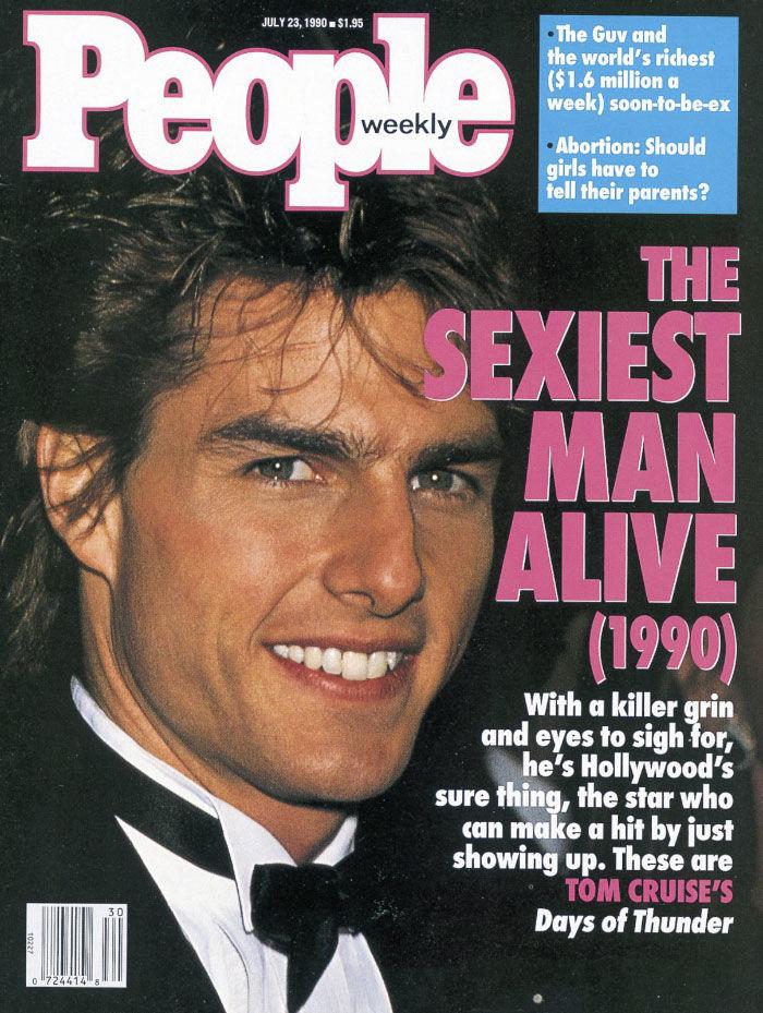 Самые сексуалбные мужчины по версии журнала пипл за 2003 год ру