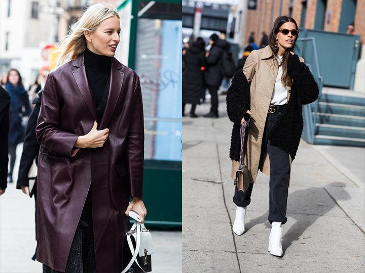 модная уличная мода 2018