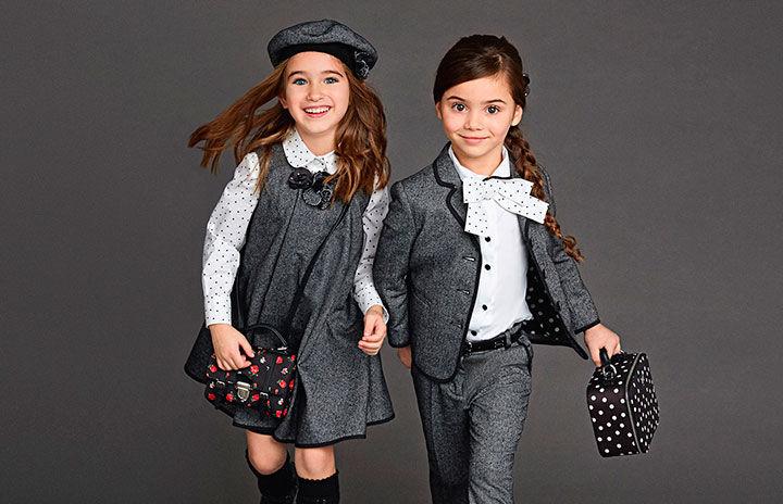 f035bb61a88 Модные тенденции школьной формы