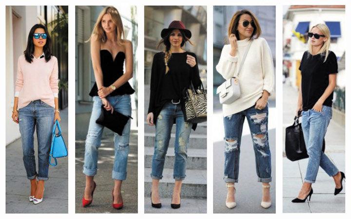 4cd2118633d304d ... неформального и даже вечернего стилей, выбирая модель соответствующего  цвета и фасона. Какие модные джинсы сезона осень-зима 2017-2018 будут в  тренде?
