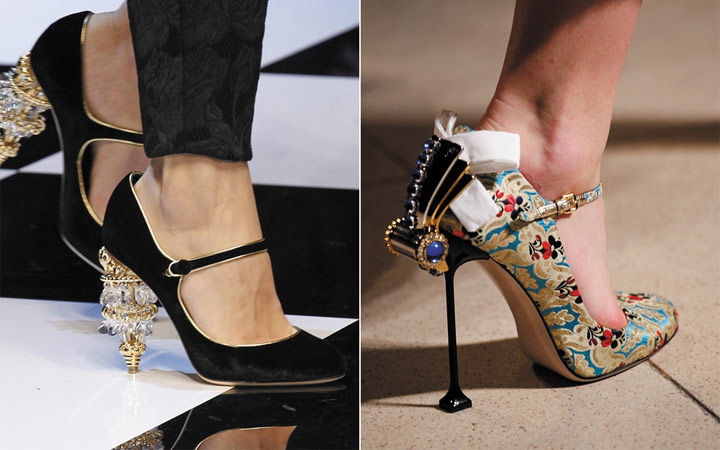10747d78d Женские туфли – модные тенденции на 2017-2018 год