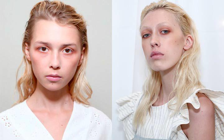 d4a69f4959e4 Грядущей весной основным трендом будет именно естественность макияжа, ведь большинство  дизайнеров на модных показах отдали предпочтение именно мягкому ...