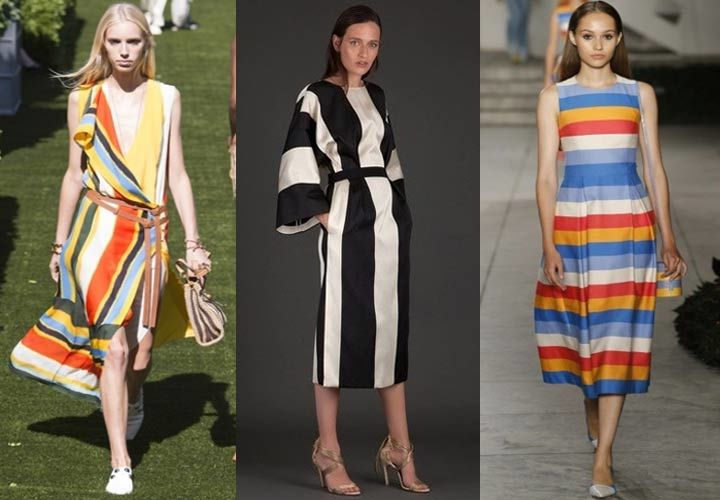 Модные платья весна-лето 2018 года dcfd338b04d