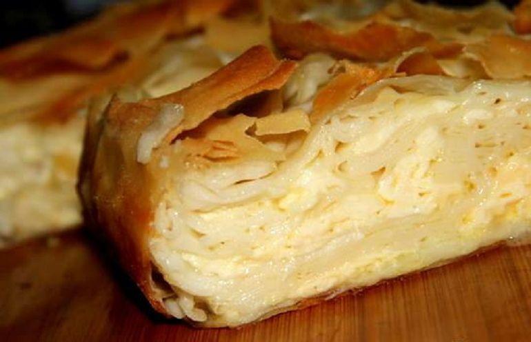 Божественный сабурани, обожаю! Впервые попробовала этот пирог в гостях, а после…