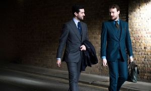 For the Boys: London Street Style