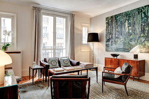 Another Chic Rental Apartment in Paris