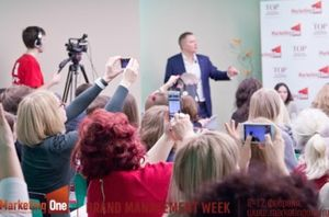 Brand Management Week: «креативные идеи рождаются в креативных местах»