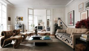 Clare Waight Keller's Paris Apartment