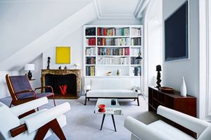 Emmanuel de Bayser's Chic Paris Apartment