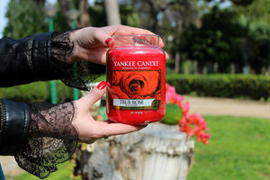 Yankee Candle True Rose review / обзор.