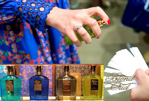 Blend Oud Voyage Collection презентация в Золотое Яблоко