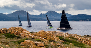 Loro Piana Superyacht Regatta 2018.