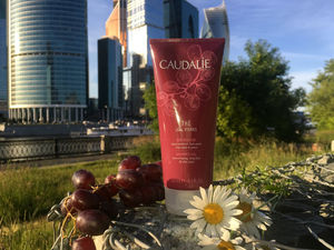 Caudalie The des Vignes Shower Gel review / обзор.