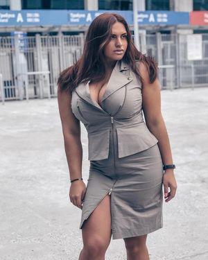 Настя Блинова - девушка с характером bb2528a8e3a92