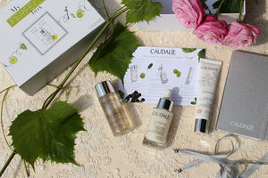 Caudalie My Perfect Box Review / обзор.