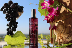 CAUDALIE The Des Vignes Body & Hair Nourishing Oil review / обзор.