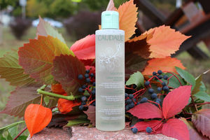 Caudalie Vinopure Clear Skin Purifying Toner review / обзор.