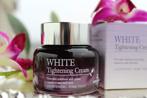 The Skin House White Tightening Cream Review / обзор.