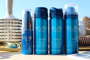 Paul Mitchell Neuro Style Review / обзор.