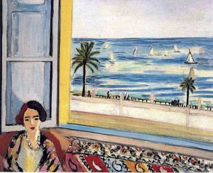 The Nice of Henri Matisse