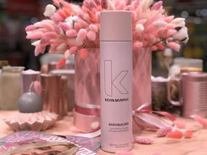 Kevin.Murphy Body Builder Volumising Mousse Review / Мусс для объема волос.