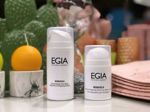 EGIA Rejuvenating Face Mask, Advance Reparing Serum For Mature Skin / обзор.