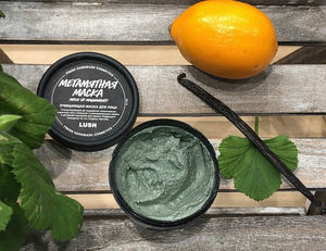 Lush Mask Of Magnaminty Review / обзор.