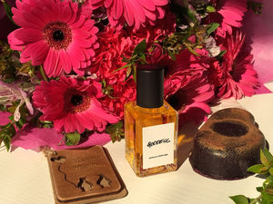Lush Goddess EDP review / обзор.