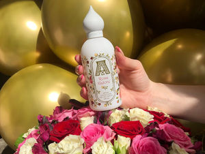 Attar Collection Rosa Galore EDP Review / обзор.