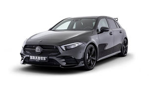 Хэтчбек Brabus B 35 S 2019 на базе Mercedes-Benz A35 AMG 4Matic