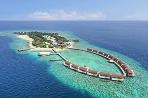 Отель The Westin Maldives Miriandhoo Resort на Мальдивах