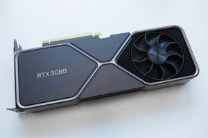 NVIDIA GeForce RTX 3080 Founders Edition показали на фото и видео