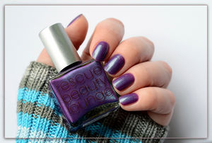 Лак Rescue Beauty Lounge оттенка Scrangie