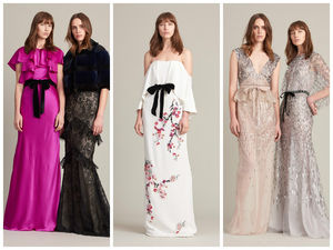 Monique Lhuillier Pre-Fall 2017