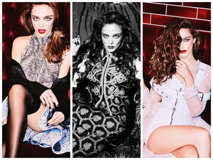 Jena Goldsack By Ellen Von Unwerth For Numéro Russia December 2016